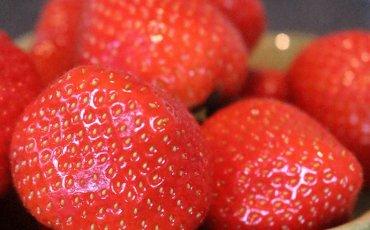 Aardbeien (500 gr)