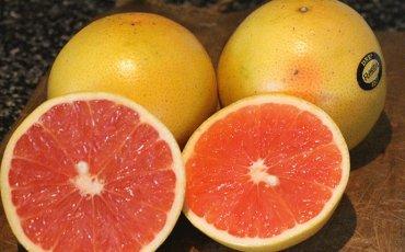 Grapefruit, rood (1 st)